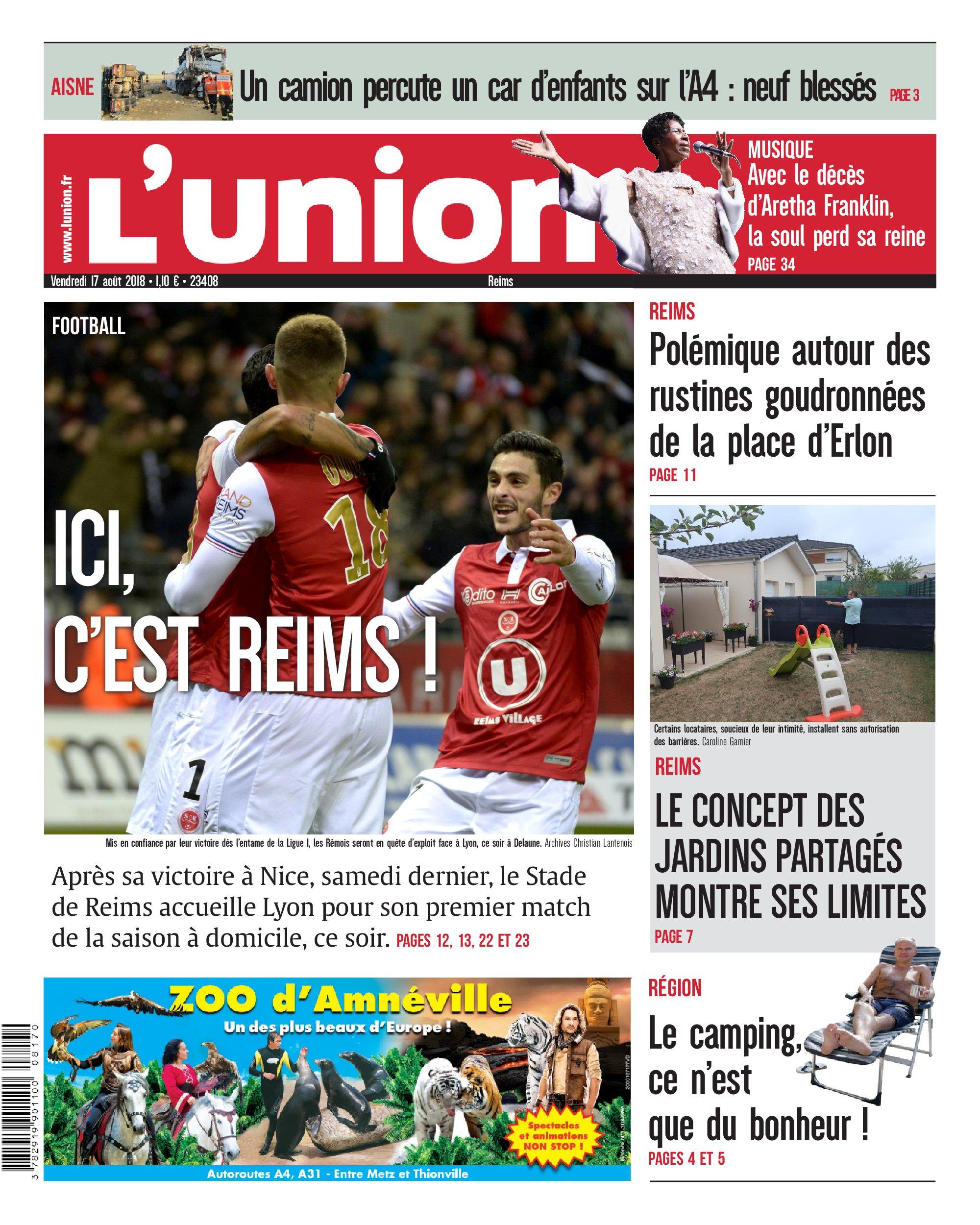 d34f483abeecc0 Après sa victoire à Nice, samedi dernier, le Stade de Reims accueille ...