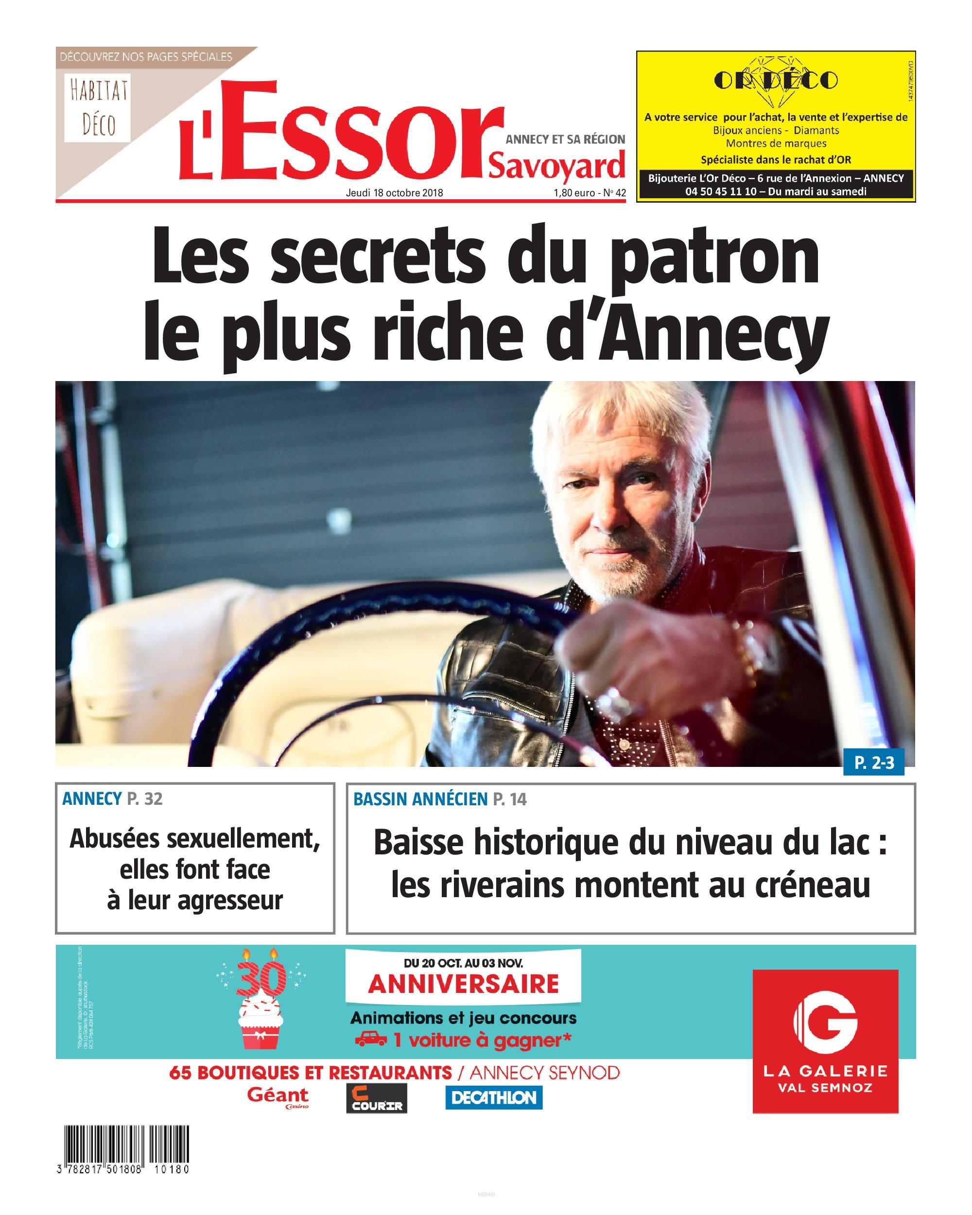 Job datant Annecy 2015